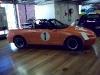 1991 Ford Capri Racer - Side